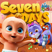 Seven Days by LooLoo Kids