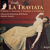 Verdi: La Traviata von Maria Callas