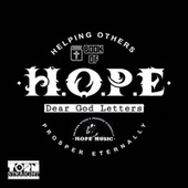 Book of H.O.P.E: Dear God Letters by Hope