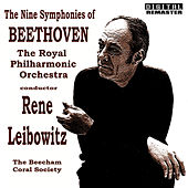 The Nine Symphonies of Beethoven de Royal Philharmonic Orchestra
