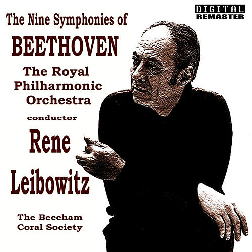The Nine Symphonies of Beethoven by Royal Philharmonic Orchestra