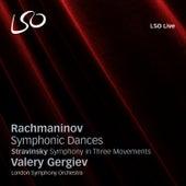 Rachmaninov: Symphonic Dances by Valery Gergiev
