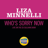 Who's Sorry Now (Live On The Ed Sullivan Show, October 31, 1965) by Liza Minnelli