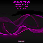 Create Your Stem Files Collection, Vol. 28 (Instrumental Versions And Tracks With Separate Sounds) de Express Groove
