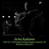 2003-02-13 Barrelhouse Brewing Company, Cincinnati, OH (Live) by Jorma Kaukonen