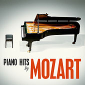 Piano hits by Mozart by Various Artists