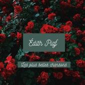 Édith Piaf - Les plus belles chansons de Édith Piaf
