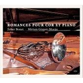 Romances pour cor et piano de Javier Bonet