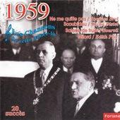 1959 : Les chansons de cette année-là (20 succès) von Various Artists
