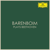 Barenboim plays Beethoven by Daniel Barenboim