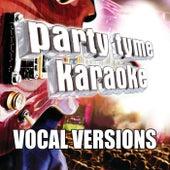 Party Tyme Karaoke - Rock Male Hits 2 (Vocal Versions) fra Party Tyme Karaoke
