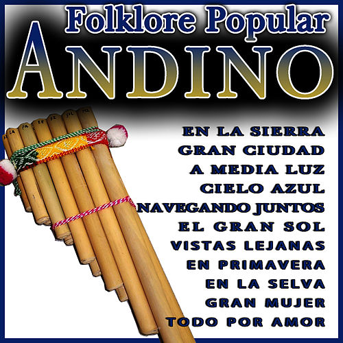 Folklore Popular Andino by Hermanos Mapuche Chile Folk