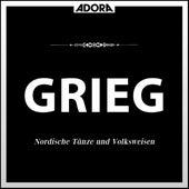 Grieg: Nordische Tänze und Volksweisen by Isabel Mourao