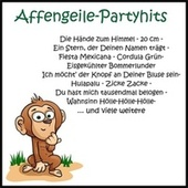 Affengeile-Partyhits by Various Artists