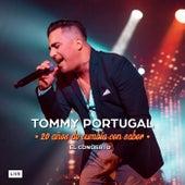 20 Años de Cumbia Con Sabor (El Concierto) by Tommy Portugal