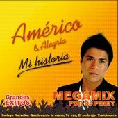 Mi Historia - Grandes Éxitos - Megamix por Dj Pinky von Américo