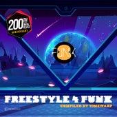 Freestyle 4 Funk 8 (Compiled by Timewarp) (#Funk) by Timewarp