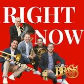 Right Now von Canadian Brass