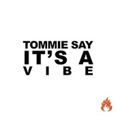 Tommie Say It's A Vibe von Tommie Sunshine