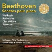 Beethoven: Sonates pour piano (Waldstein, Pathétique, Clair de lune & Pastorale) de Lili Kraus