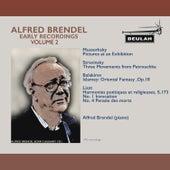Alfred Brendel Early Recordings, Vol. 2 von Alfred Brendel