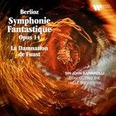 Berlioz: Symphonie fantastique, Op. 14 & Extraits de La Damnation de Faust, Op. 24 de Sir John Barbirolli