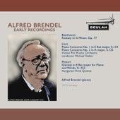 Alfred Brendel Early Recordings by Alfred Brendel