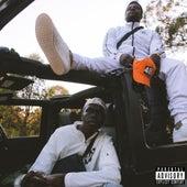 NERVES (feat. PG-13, Big Skeez & Scrap) von Lil Spacely
