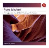 Schubert: String Quartets 13 & 14 de Tokyo String Quartet
