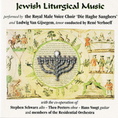Jewish Liturgical Music de Ludwig van Gijsegem