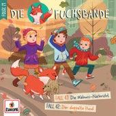 021/Fall 41: Die Walnuss-Nachricht/Fall 42: Der doppelte Hund by Die Fuchsbande