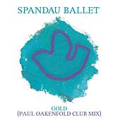 Gold (Paul Oakenfold Club Mix) di Spandau Ballet
