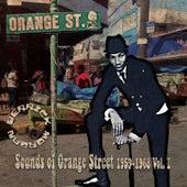 Derrick Morgan Sounds of Orange Street 1959-1968 Street,Vol.1 by Derrick Morgan