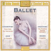 Ballet (50 Golden Moments of Classical Music) by Various Artists