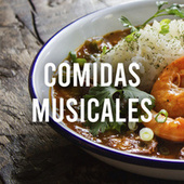 Comidas Musicales by Various Artists