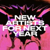 New Artists for Next Year de Various Artists