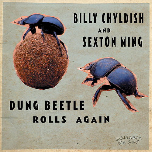 Dung Beetle Rolls Again by Billy Childish