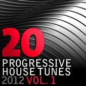 20 Progressive House Tunes 2012, Vol. 1 de Various Artists