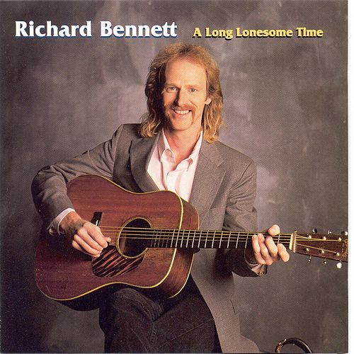 A Long Lonesome Time by Richard Bennett