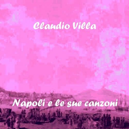 Napoli e le sue canzoni by Claudio Villa