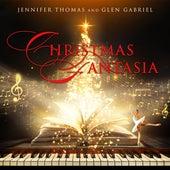 Christmas Fantasia by Jennifer Thomas