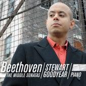 Beethoven: The Middle Sonatas von Stewart Goodyear