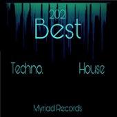 Best (Techno house 2021) de Federico Perzy, Tony Kosa, Kayax, Roby Zico, Diego Di Blasi, Ivan Fly Corapi, TiNI, Lady Gee, Dj Stress, Lady Ainouk, RtW, J.P.Sound, The Light Group