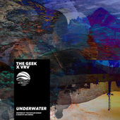 Underwater (Inspired by 'The Outlaw Ocean' a book by Ian Urbina) von The Geek x Vrv