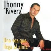 Una Voz Que Llega al Alma by Jhonny Rivera