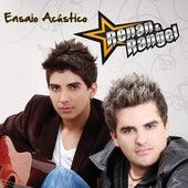 Ensaio Acústico de Renan e Rangel