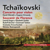 Tchaikovsky: Violin Concerto & Souvenir de Florence by Various Artists