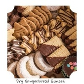 Dry Gingerbread Sunset von Traditional, Looney Tunes, Denny Chew
