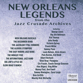 New Orleans Legends from the Jazz Crusade Archives de Various Artists