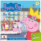013/Der Karnevalsumzug (und 5 weitere Geschichten) von Peppa Pig Hörspiele